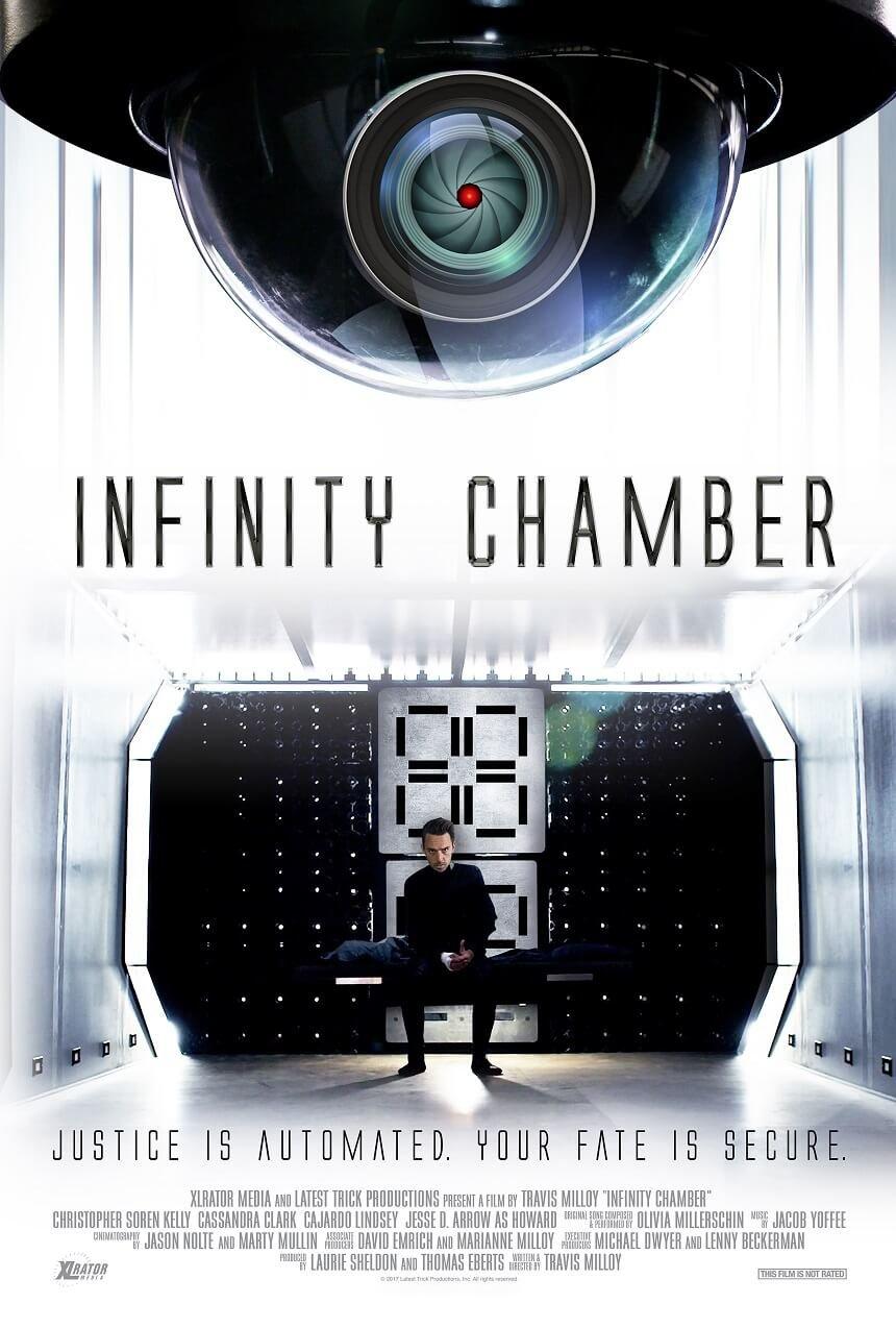 Locandina Inifnity Chamber