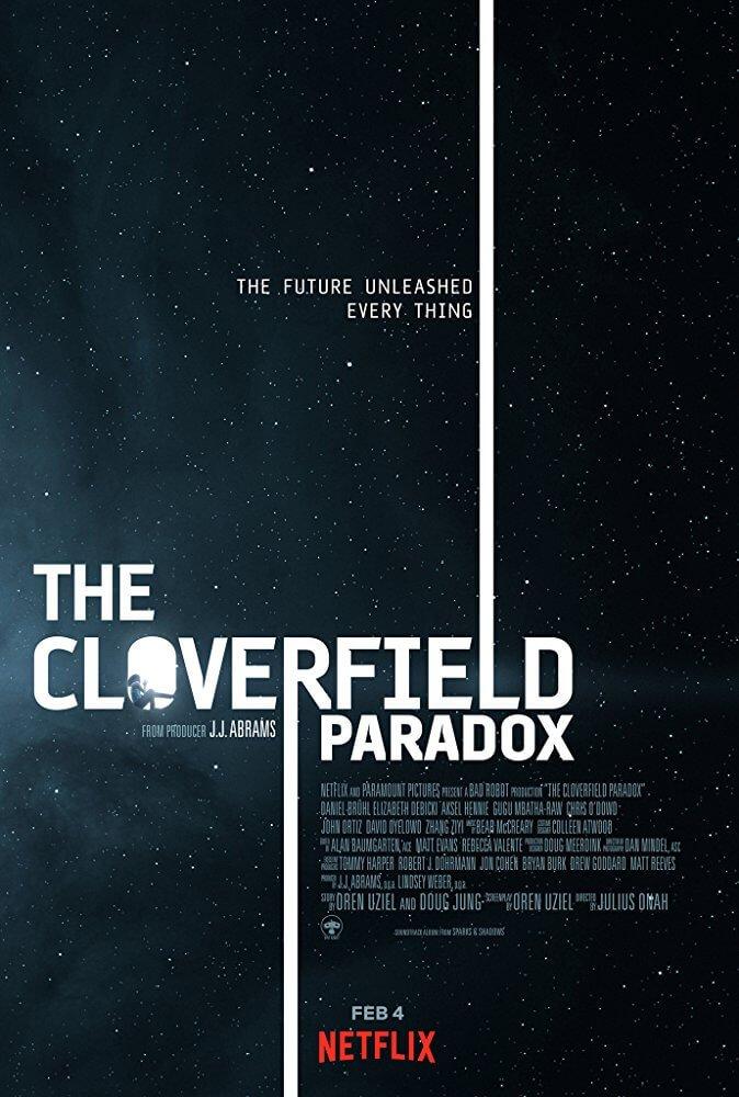 Locandina The Cloverfield Paradox
