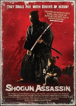 Locandina Shogun Assassin