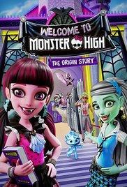 Locandina Benvenuti alla Monster High