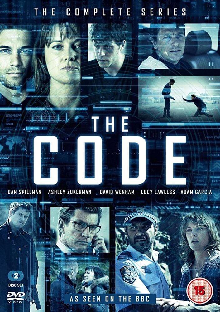 Locandina The Code