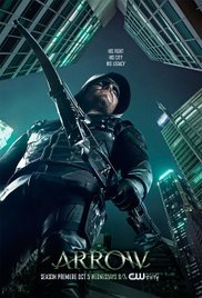 Locandina Arrow  Streaming Serie TV