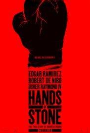 Locandina Hands of Stone