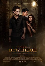 Locandina The Twilight Saga: New Moon