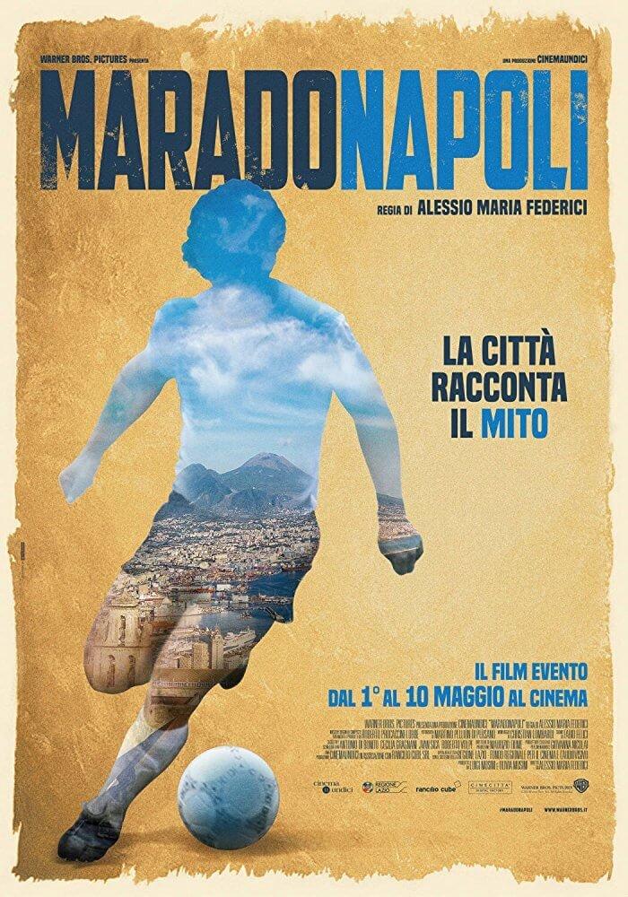 Locandina Maradonapoli