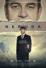 Locandina Neruda