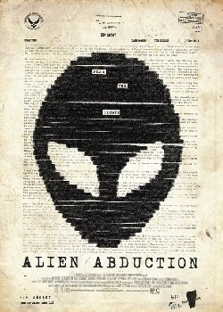 Locandina Alien Abduction – Rapimenti Alieni