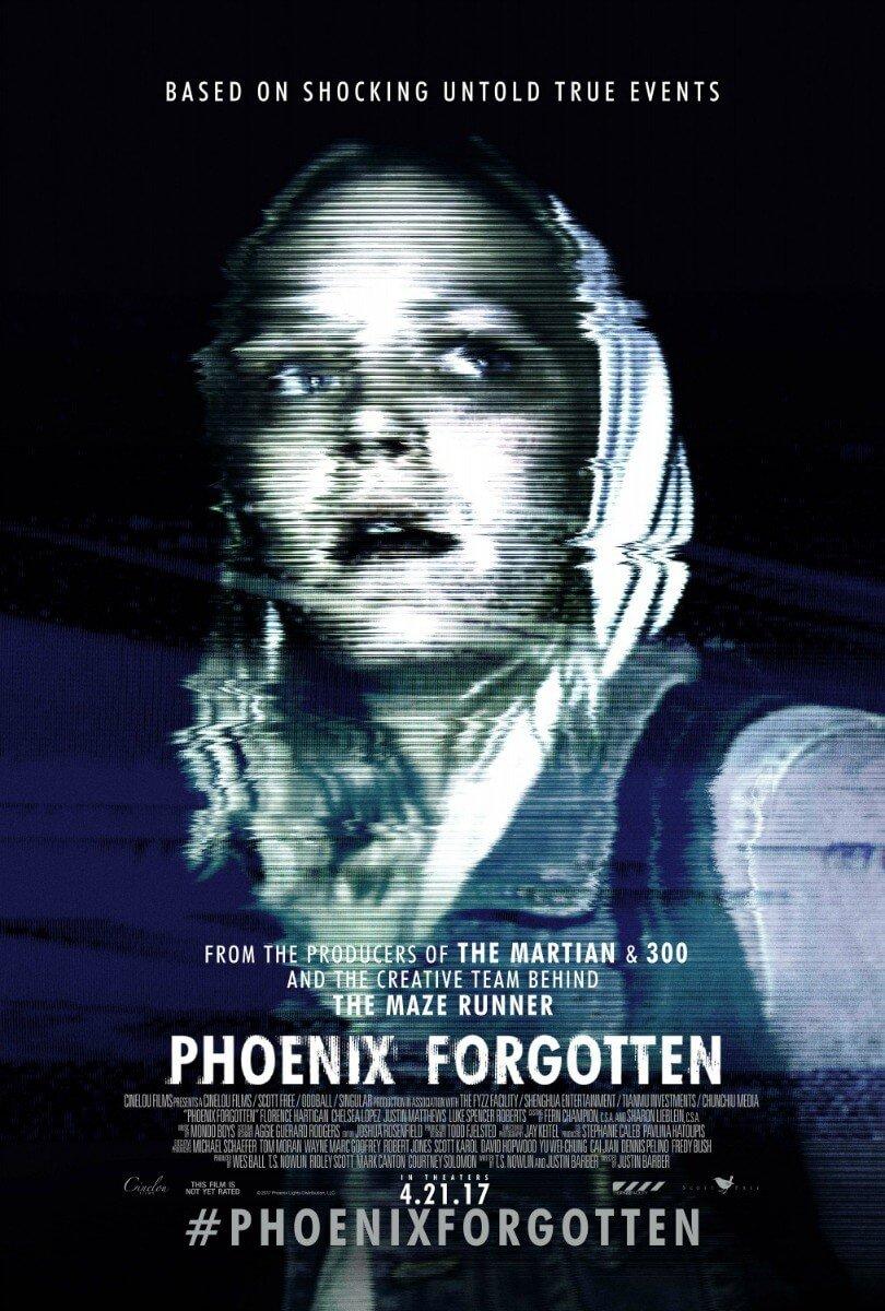 Locandina Phoenix Forgotten