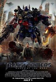 Locandina Transformers 3