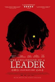 Locandina The Childhood of a Leader