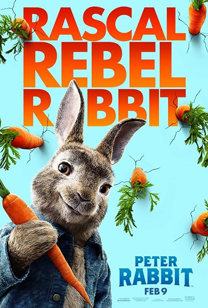 Locandina Peter Rabbit