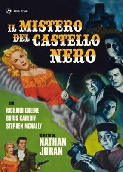 Locandina Il Mistero del Castello Nero