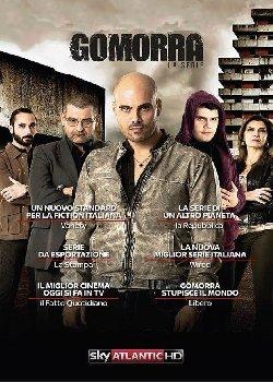 Locandina Gomorra – La Serie  Serie TV