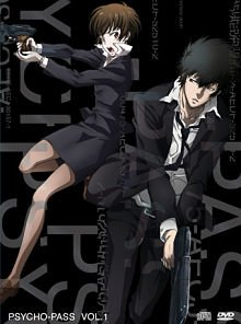 Psycho-Pass (2012) Streaming