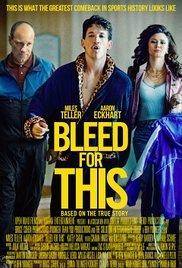 Locandina Bleed – Più forte del destino