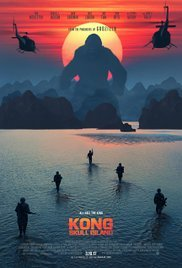 Locandina Kong: Skull Island