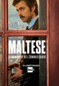 Locandina Maltese: Il Romanzo del Commissario