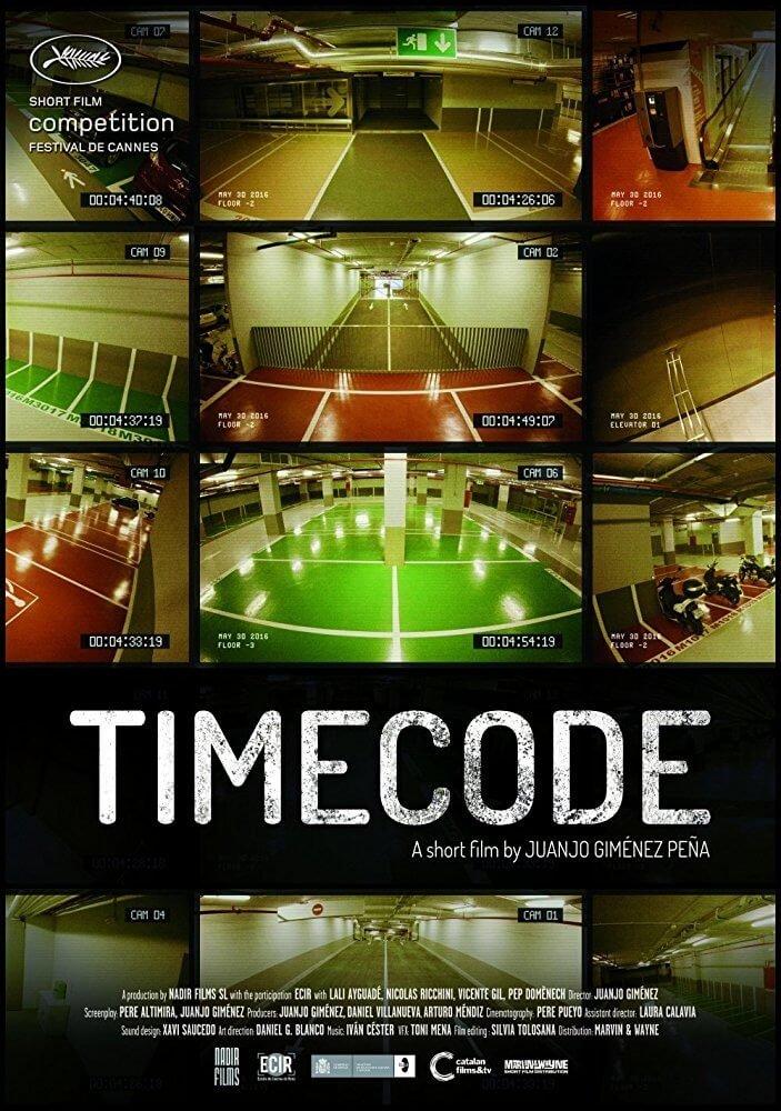 Locandina Timecode