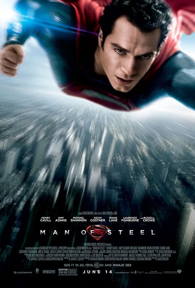 L'uomo D'acciaio (2013)