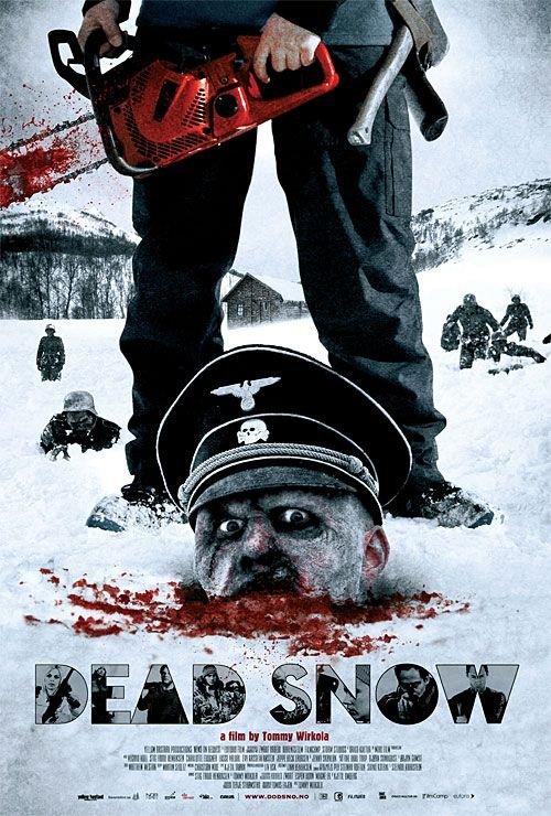 Locandina Dead Snow
