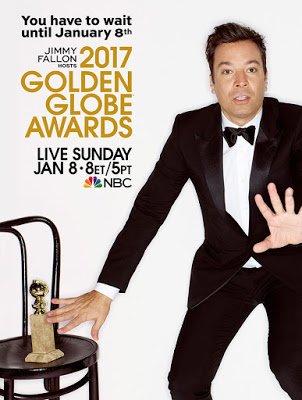 Locandina Golden Globe