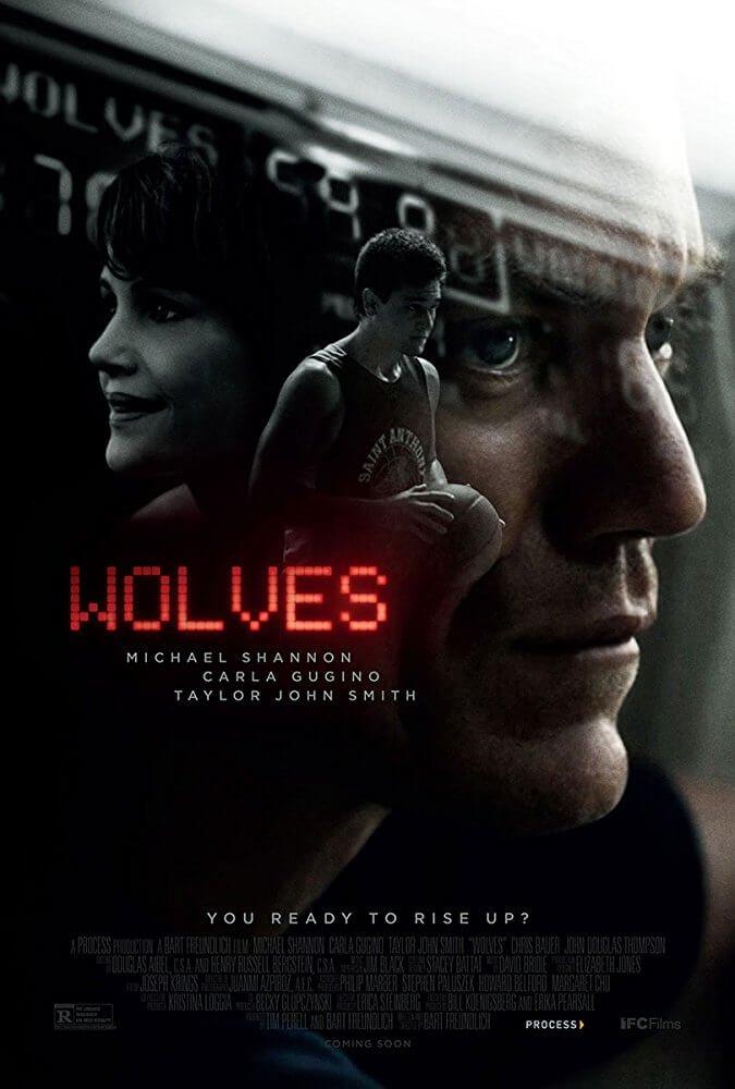 Locandina Wolves: Il Campione