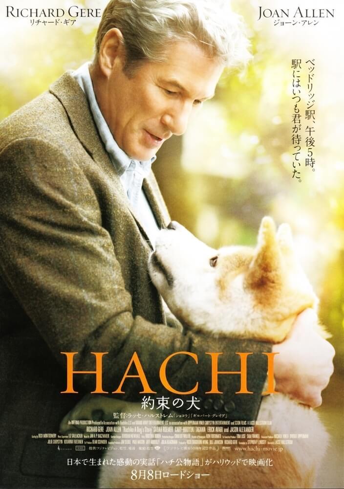 Hachiko: Il tuo migliore amico (2009)
