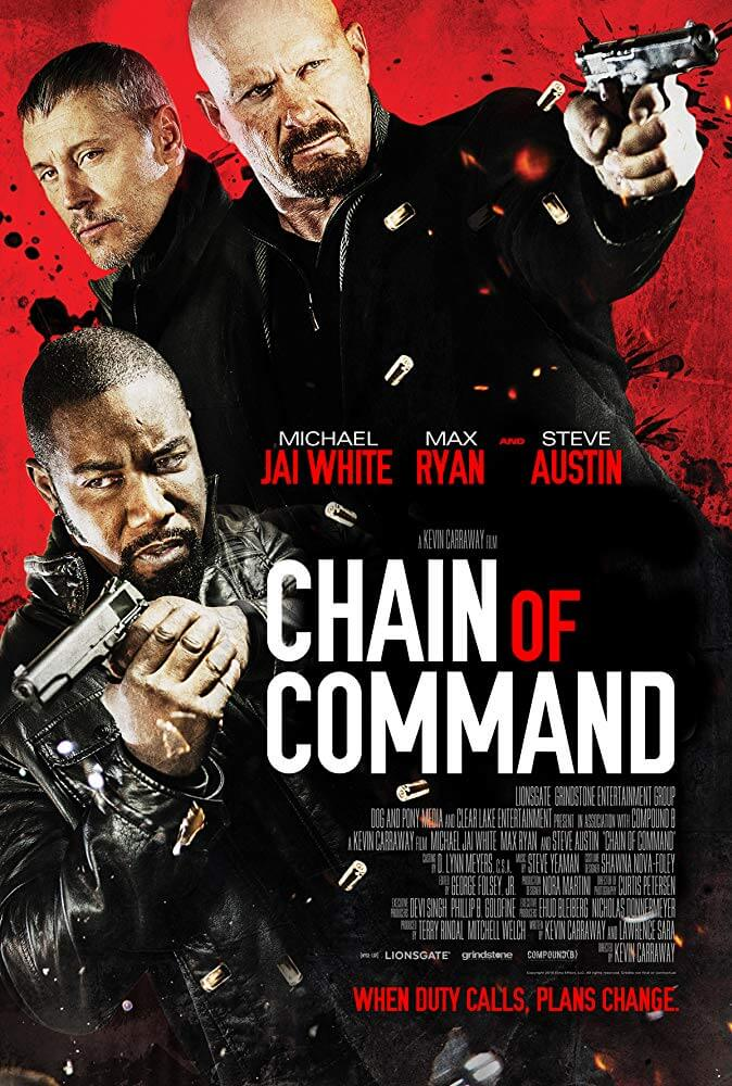 Locandina Chain of Command