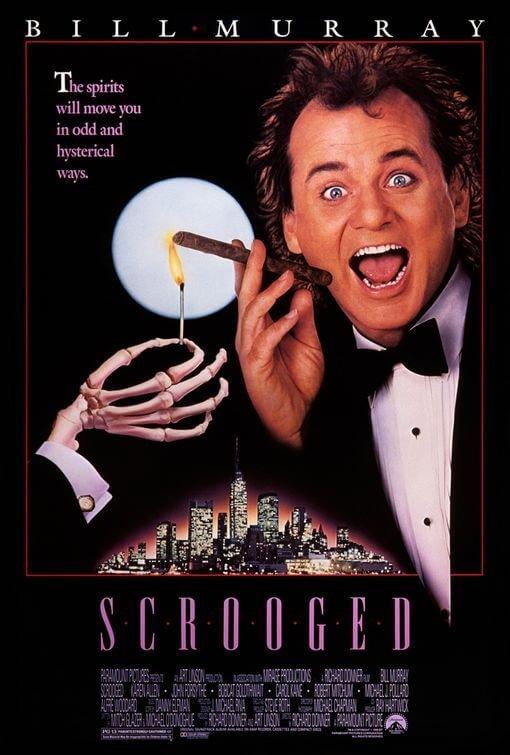 Scrooged: S.O.S. Fantasmi (1988)