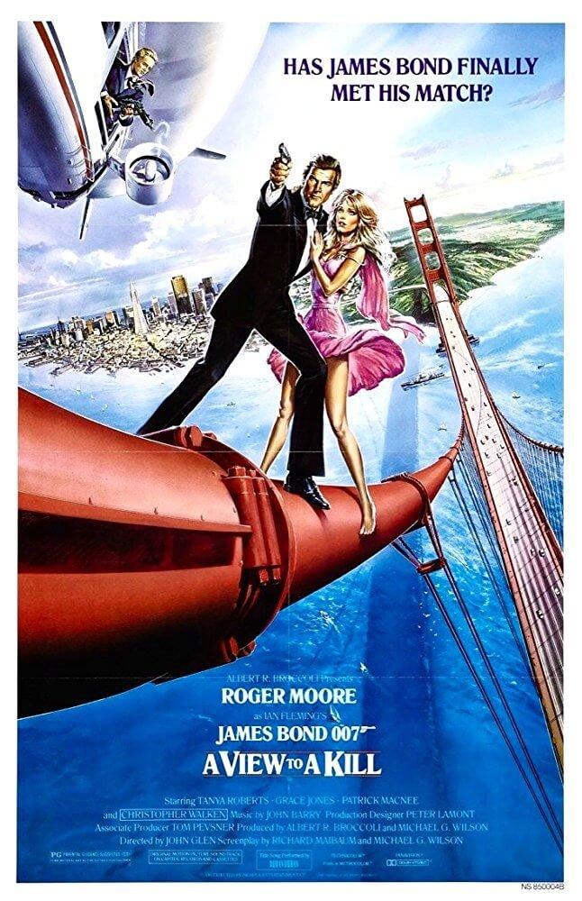007: Bersaglio mobile (1985)