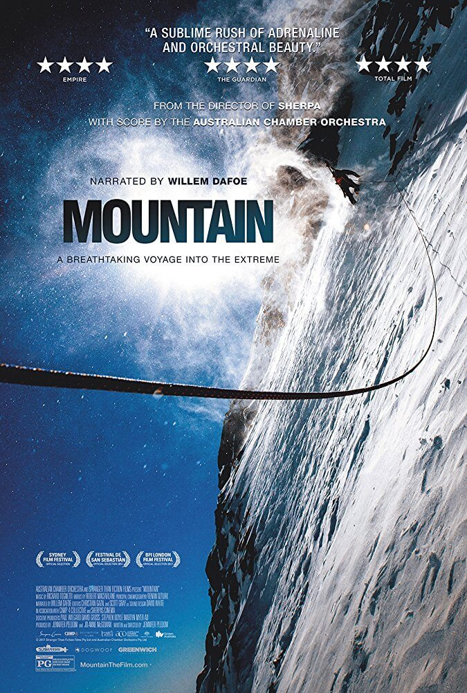 Locandina Mountain