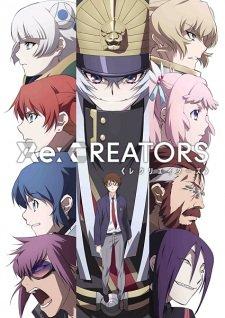 Locandina Re:Creators