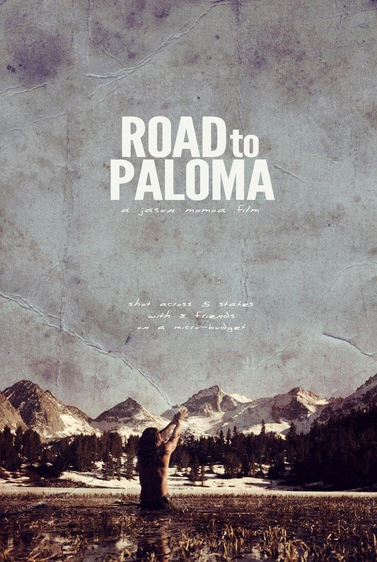 Locandina Road to Paloma