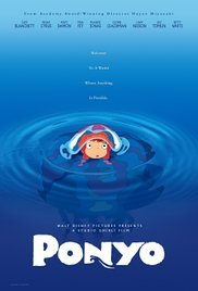 Ponyo sulla Scogliera (2008) Streaming