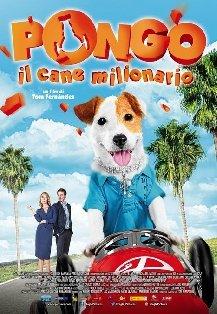 Locandina Pongo – Il cane milionario  Streaming