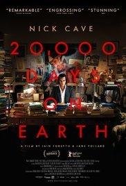 Locandina 20.000 Days on Earth