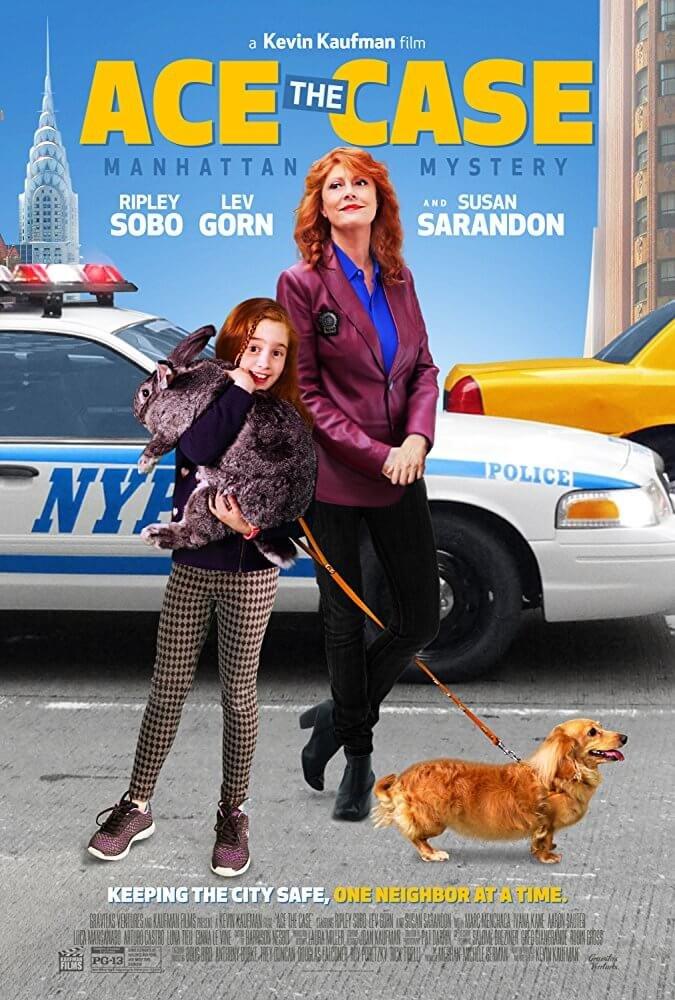 Locandina Piccola Investigatrice a Manhattan