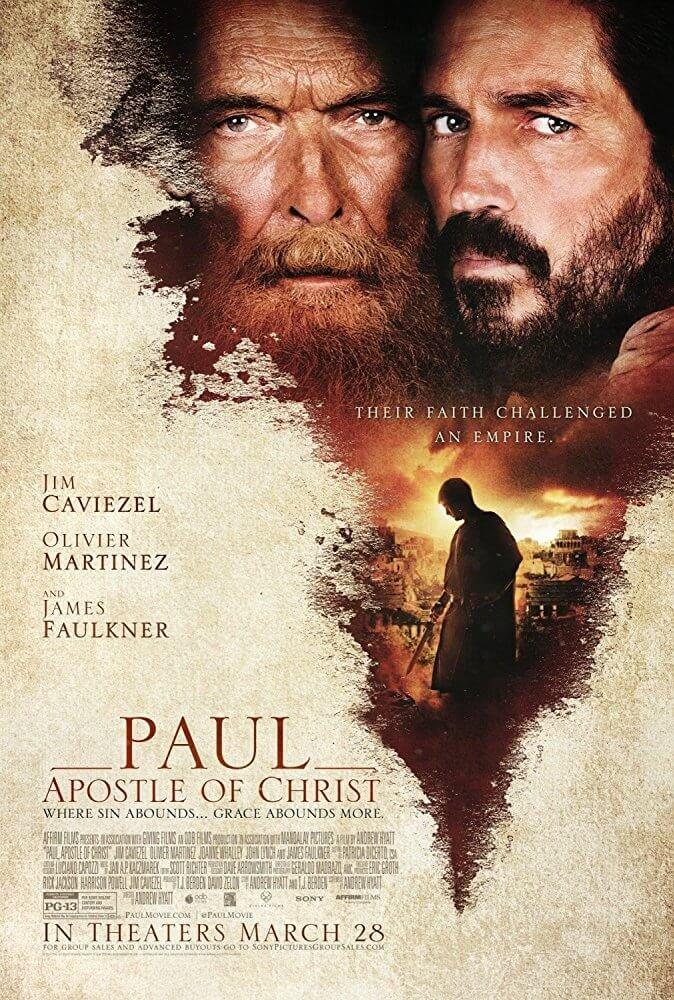 Locandina Paolo, Apostolo di Cristo