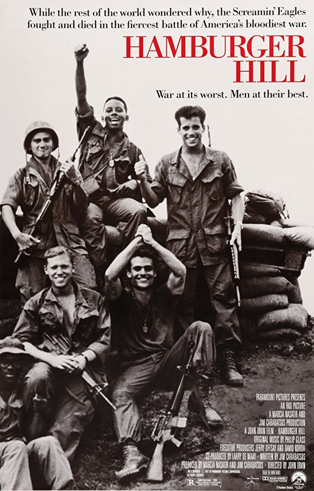 Hamburger Hill: Collina 937 (1987)