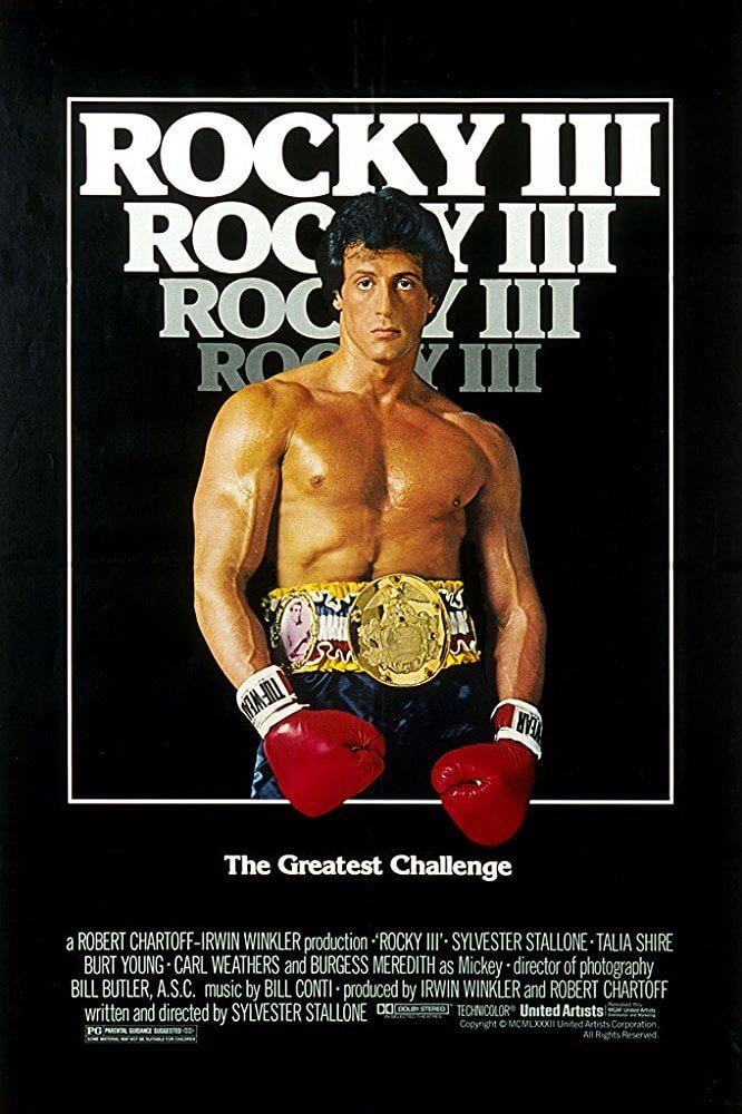 Locandina Rocky 3