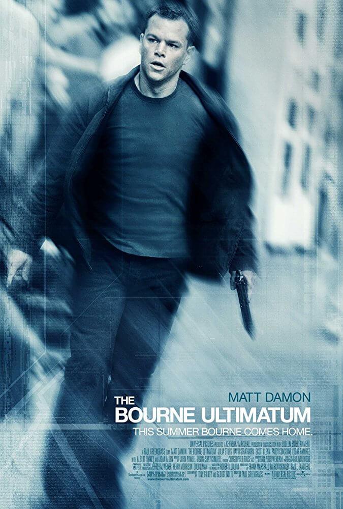 The Bourne Ultimatum: Il ritorno dello sciacallo (2007)