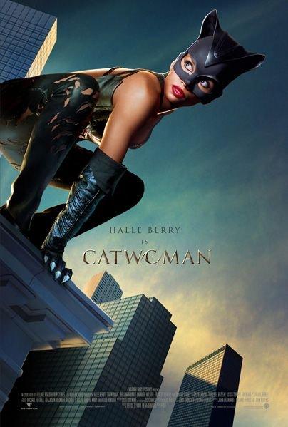 Locandina Catwoman