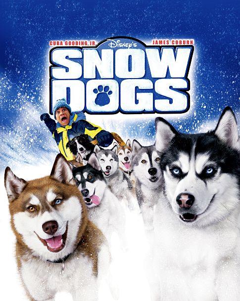 Locandina Snow Dogs: 8 Cani Sotto Zero