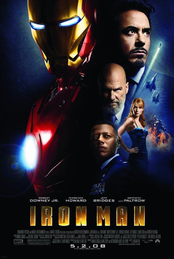 Locandina Iron Man