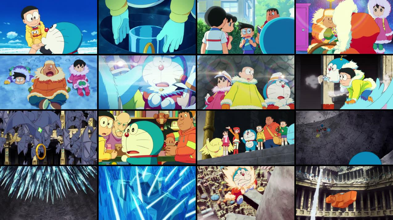 Doraemon il film: Nobita e la grande avventura in Antartide