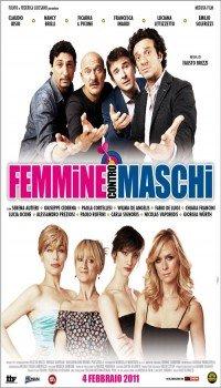 Locandina Femmine contro maschi  streaming film