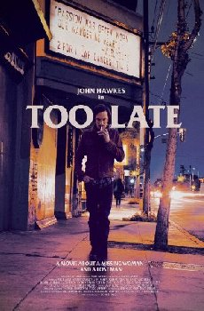 Too Late (2015) Sub-ITA