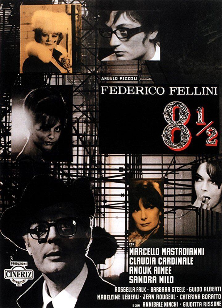 8 1/2: Otto e mezzo (1963)