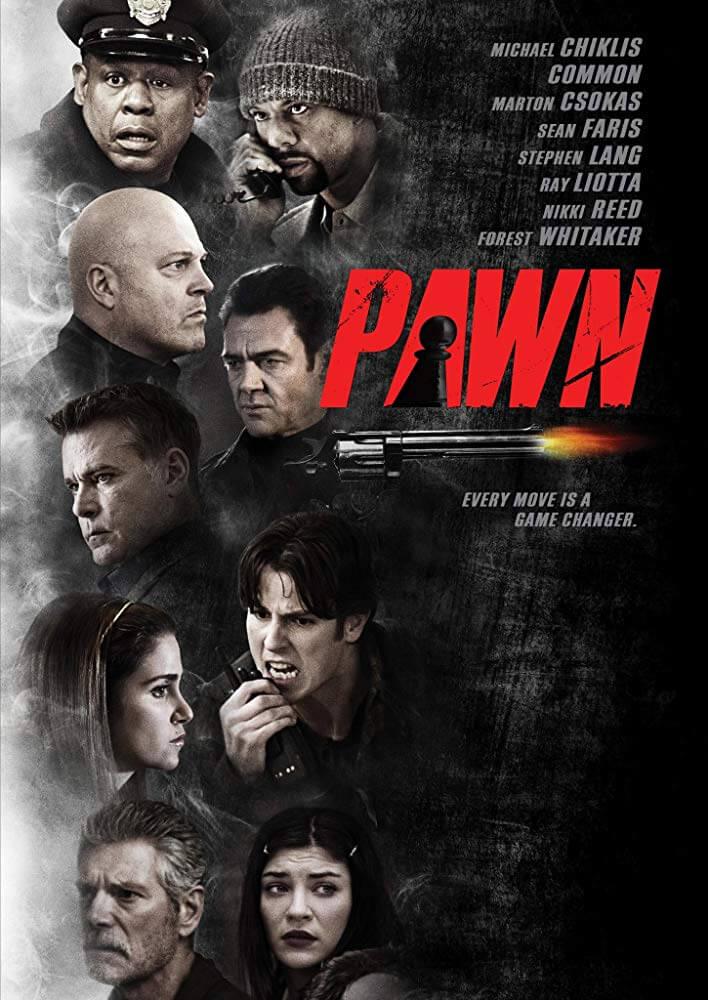 Locandina Pawn: Fai la tua Mossa
