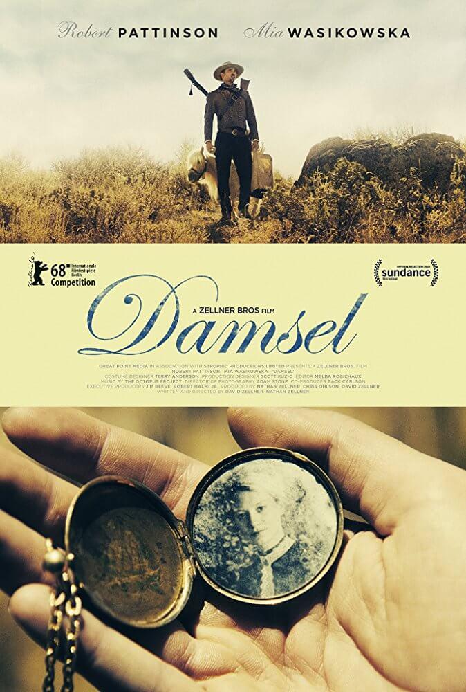 Locandina Damsel
